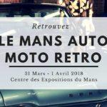 Le Mans auto moto retro