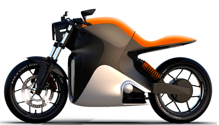 Buell revient